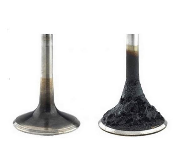 Dekarbonizace ventily