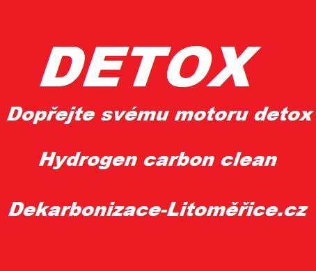 Dopřejte svému motoru detox. Dekarbonizace Litoměřice - čištění motorů od karbonu vodíkem